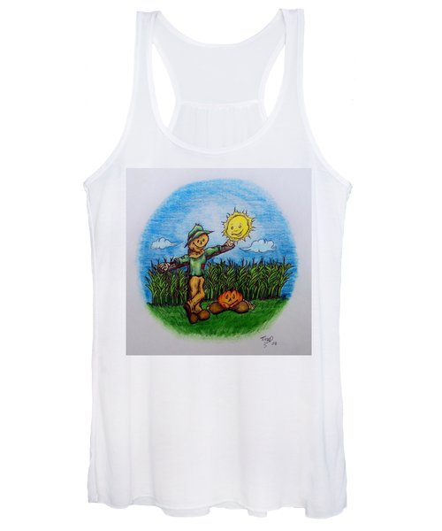 Baggs And Boo Women's Tank Top