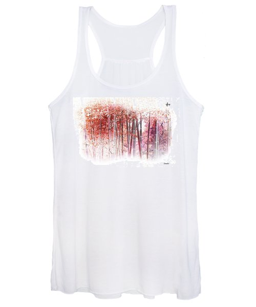 Bamboo Women's Tank Top