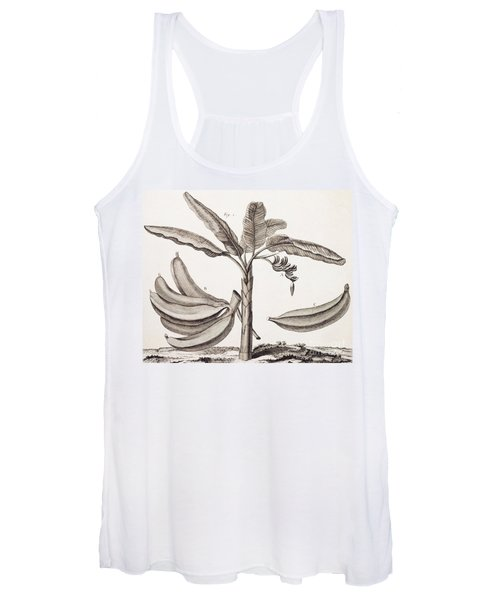 Banana Tree Women's Tank Top