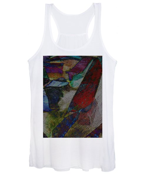 Bandages And Chalk Women's Tank Top