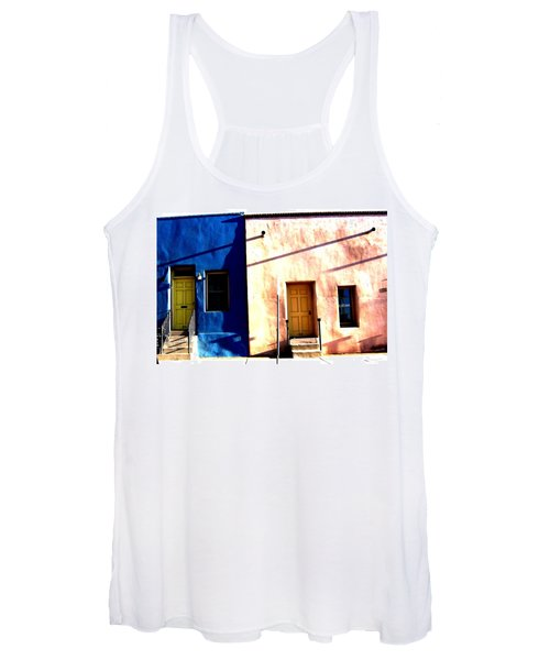 Barrio Viejo 1 Women's Tank Top