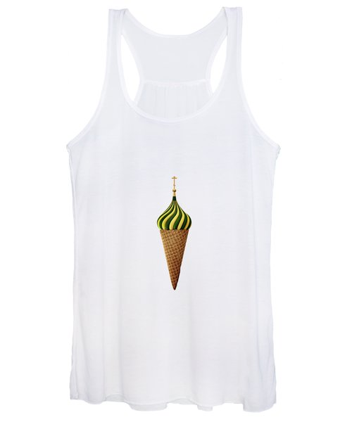 Basil Flavoured Women's Tank Top