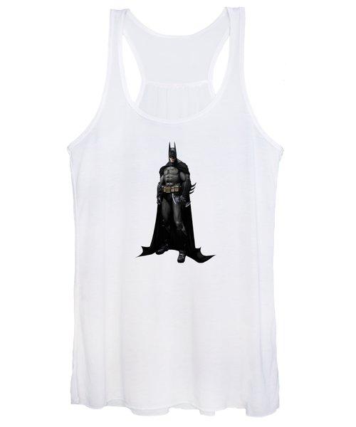 Batman Splash Super Hero Series Women's Tank Top