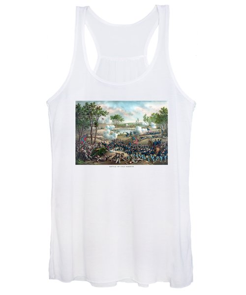 Battle Of Cold Harbor Women's Tank Top