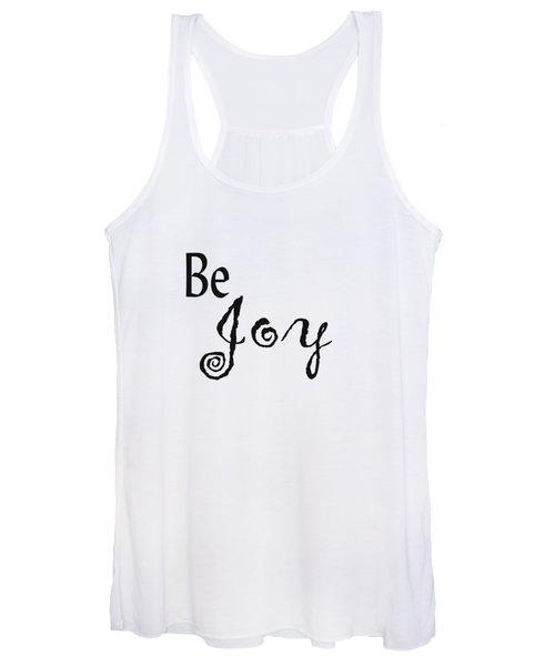 Be Joy Women's Tank Top