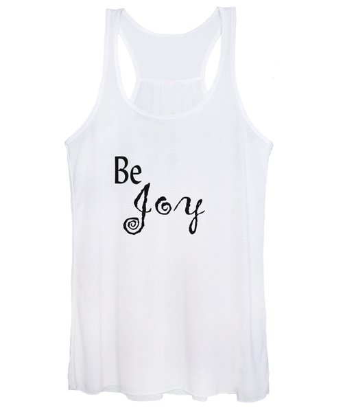Be Joy Women's Tank Top