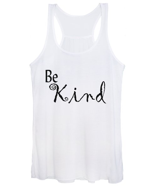 Be Kind Women's Tank Top