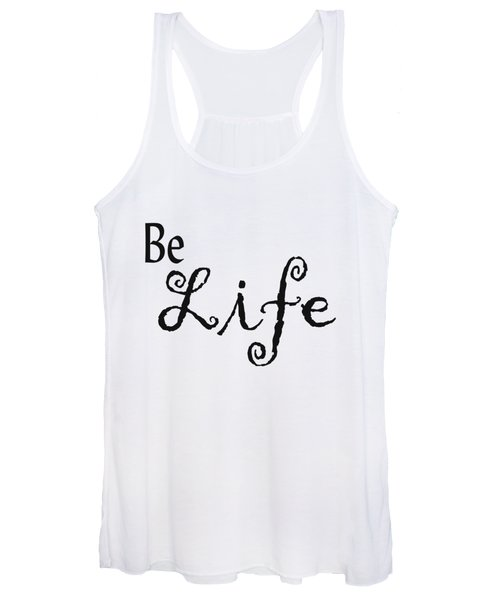 Be Life Women's Tank Top