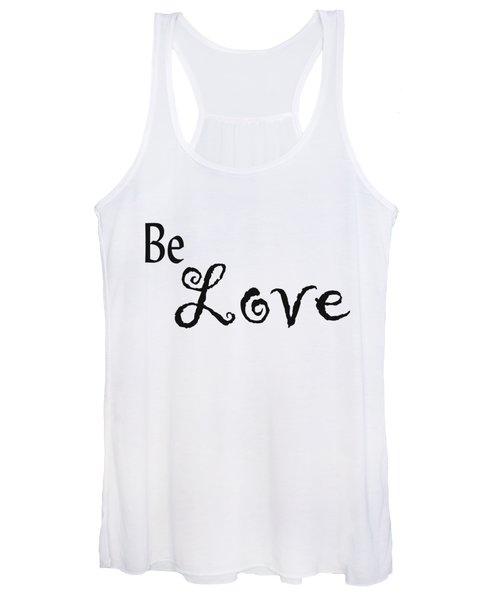 Be Love Women's Tank Top