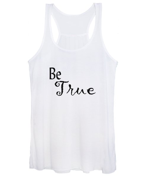 Be True Women's Tank Top