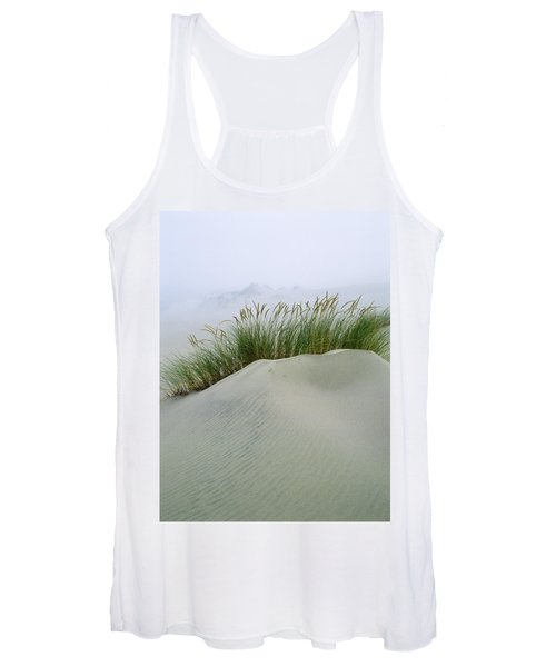 Beach Grass And Dunes Women's Tank Top
