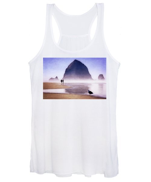 Beach Walk Women's Tank Top