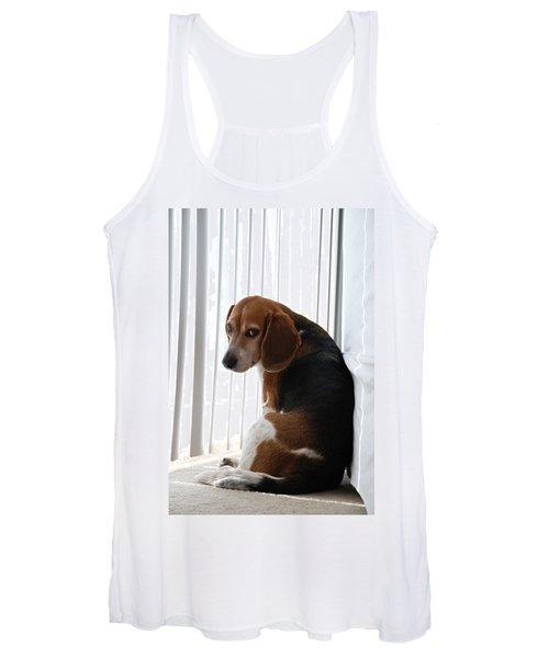 Beagle Attitude Women's Tank Top