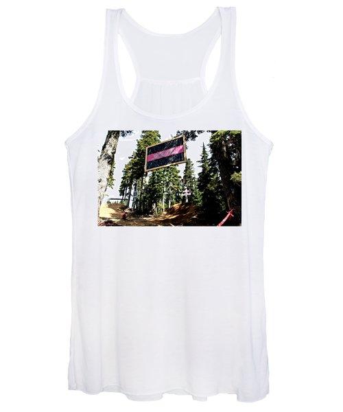 Bearclaw Sponsorship Women's Tank Top