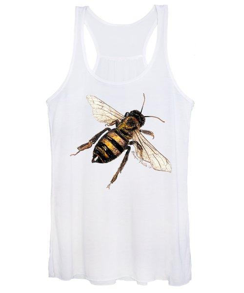 Bee Women's Tank Top
