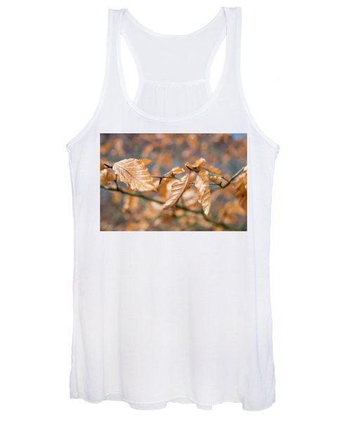 Beech Garland 2 Women's Tank Top