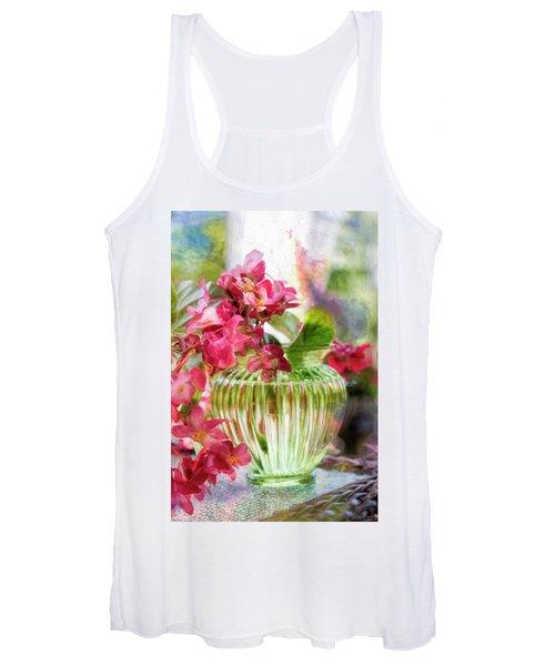 Begonia Art Women's Tank Top