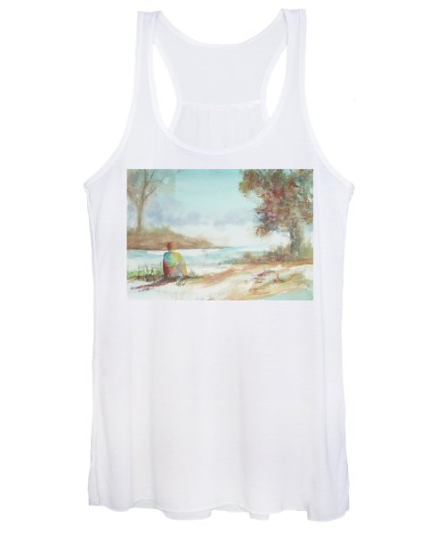 Being Here Women's Tank Top