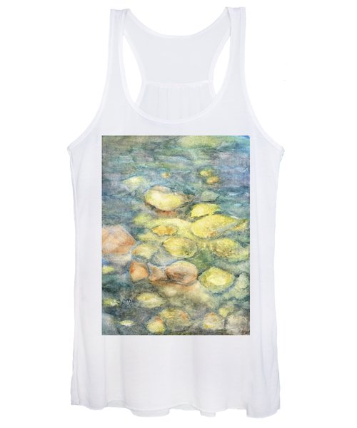 Beneath The Surface Women's Tank Top