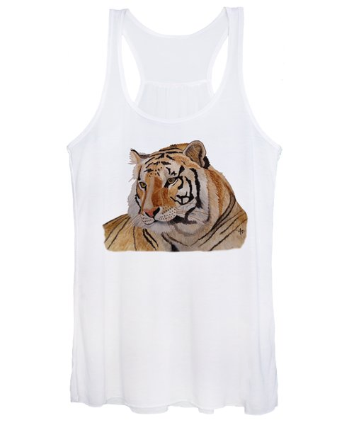 Bengal Tiger Women's Tank Top