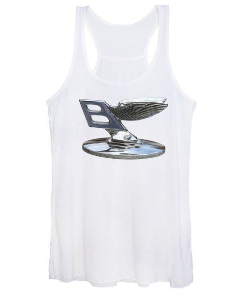 Bentley Logo Women's Tank Top