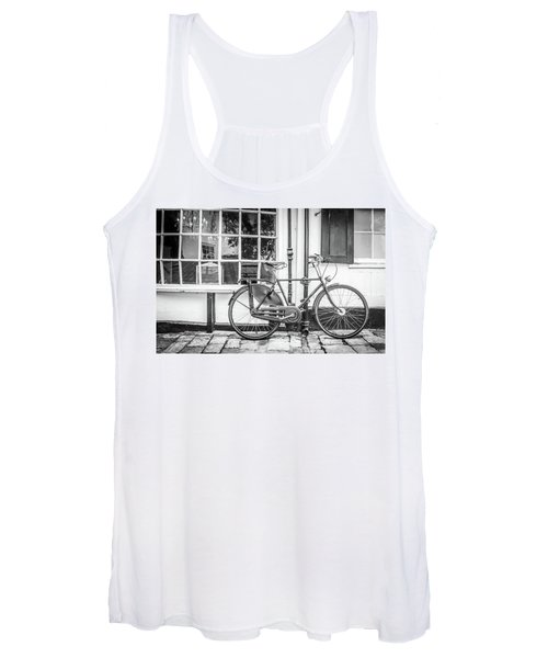 Bicycle. Women's Tank Top