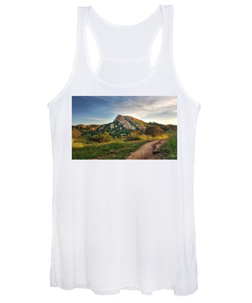 Big Rock Women's Tank Top