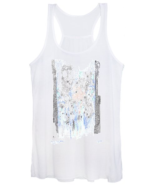 Bingham Fluid Or Paste Women's Tank Top
