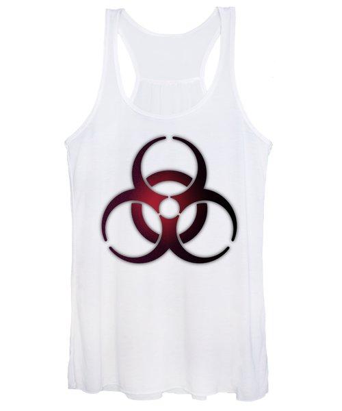 Biohazard Women's Tank Top