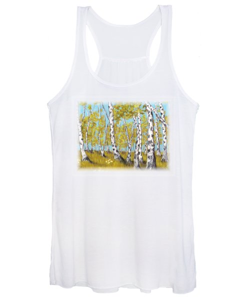 Birch Grove Women's Tank Top