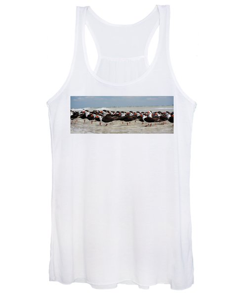 Bird Party Women's Tank Top