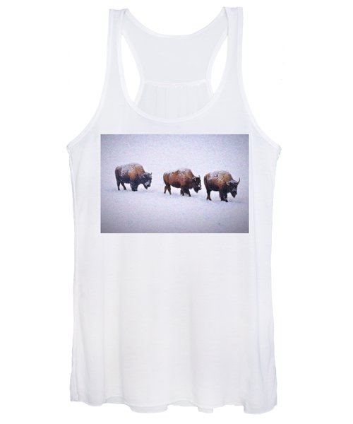 Bison March Impressions Women's Tank Top