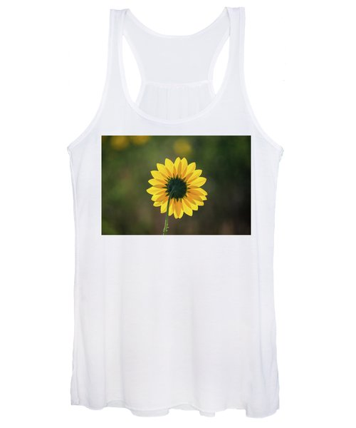 Black-eyed Susan Women's Tank Top