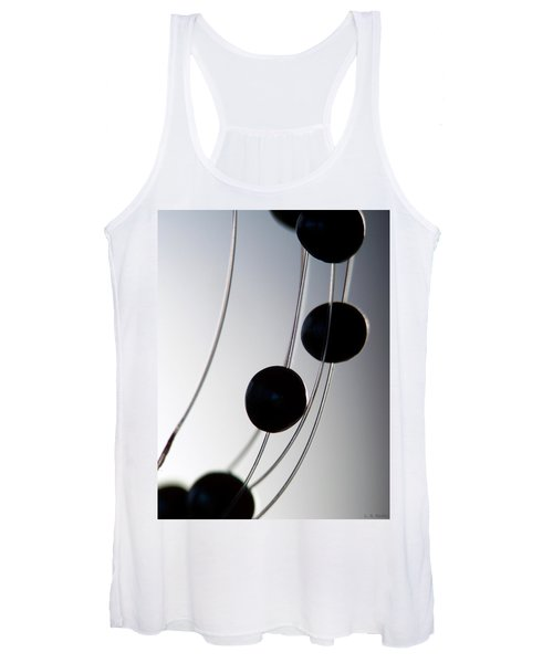 Black Pearls Women's Tank Top