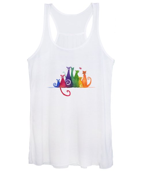 Blended Family Of Seven Women's Tank Top