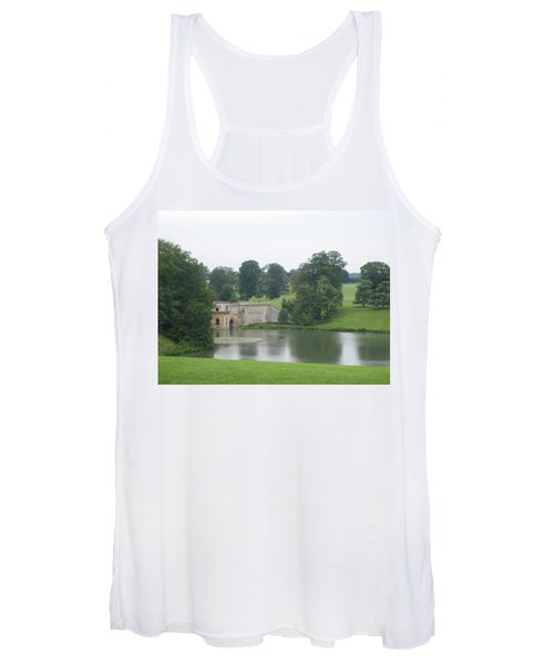 Blenheim Palace Lake Women's Tank Top
