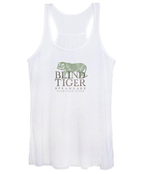 Blind Tiger Speakeasy Tee Women's Tank Top