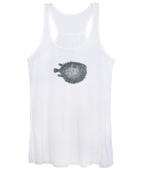 Blowfish - Nautical Design Women's Tank Top