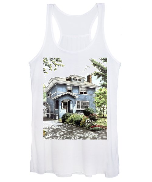 Blue House Women's Tank Top