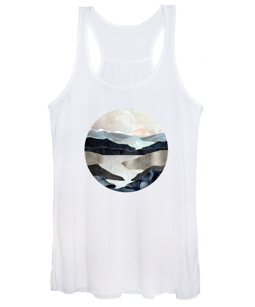 Blue Mountain Lake Women's Tank Top