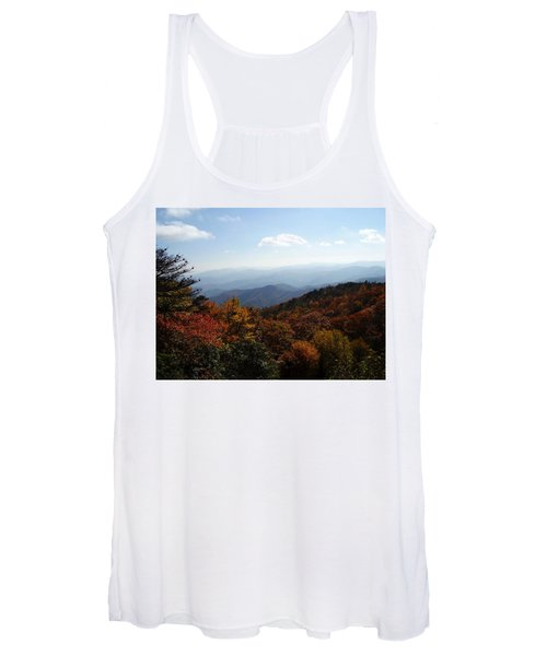 Blue Ridge Mountains Women's Tank Top