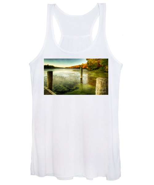 Blydenberg Park In The Fall Women's Tank Top