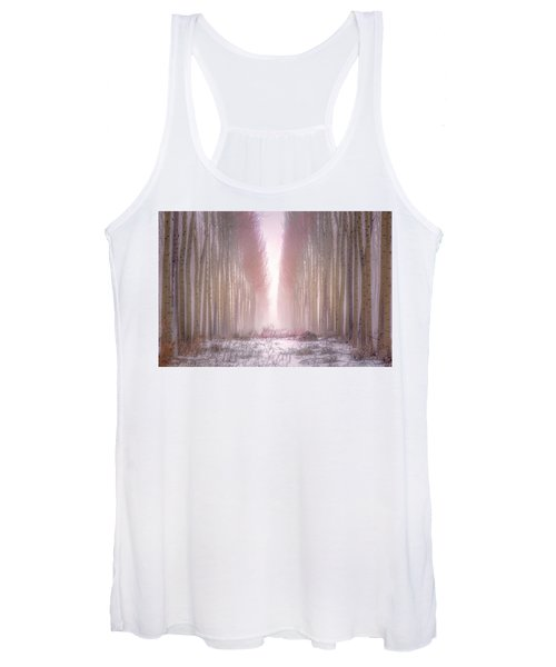 Boardman Tree Farm  Women's Tank Top
