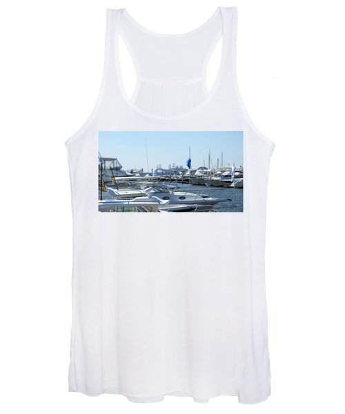 Boat Show On The Bay Women's Tank Top