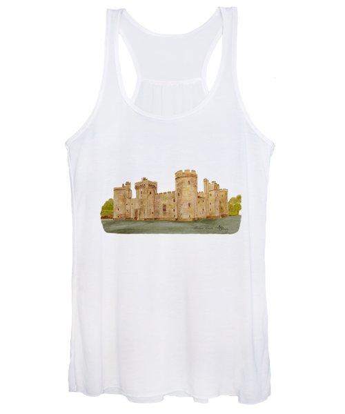 Bodiam Castle Women's Tank Top