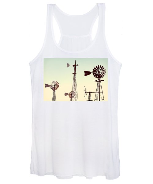 Bountiful Windmills Women's Tank Top