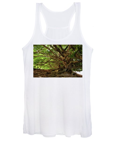 Branches And Roots Women's Tank Top
