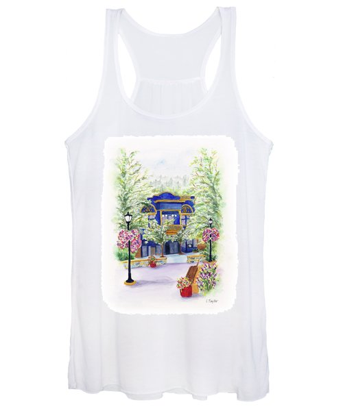 Brickroom On The Plaza Women's Tank Top