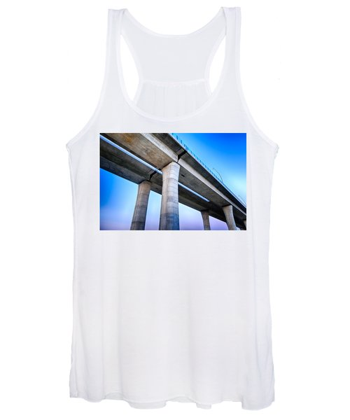 Bridge To The Heaven Women's Tank Top