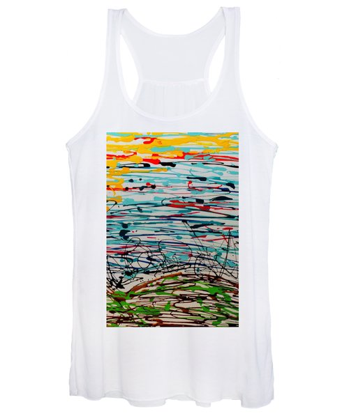 Brighter Day 2 Of 2 Women's Tank Top